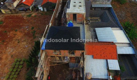 On-Grid Solar System PT. Wedosolar Indonesia